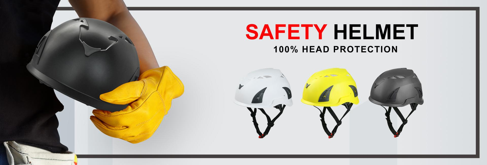 CE EN 397 certificated electrical insulating safety helmet 6