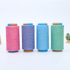 Ne2-Ne30 recycle cotton yarn carded cotton yarn for weaving and knitting glove, socks, fabric