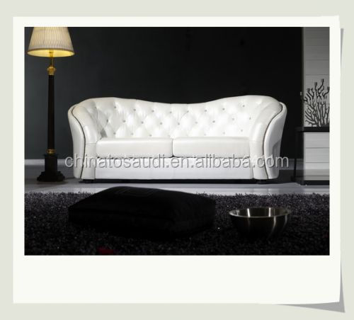 fancy high-end leather sofa counch