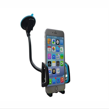 Universal 360 Degree Telescopic Magnetic Car Phone Holder For All Smart Phone