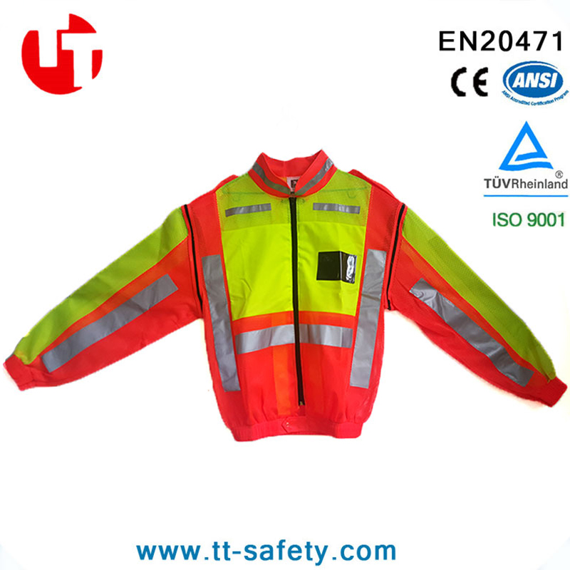 Made in China military reflective vest