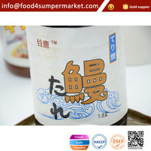 supermarket hot sale japanese flavour unagi sauce real seasoning sauce