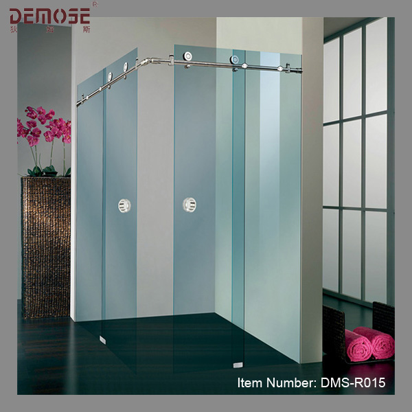 12mm Glass Pivot Shower Screens Bath Shower Sliding Doors - Buy Bath ...