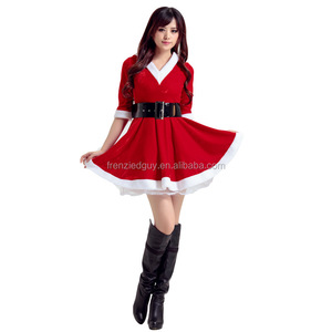 4e2776cf098 Plus Size Sexy Christmas Costume