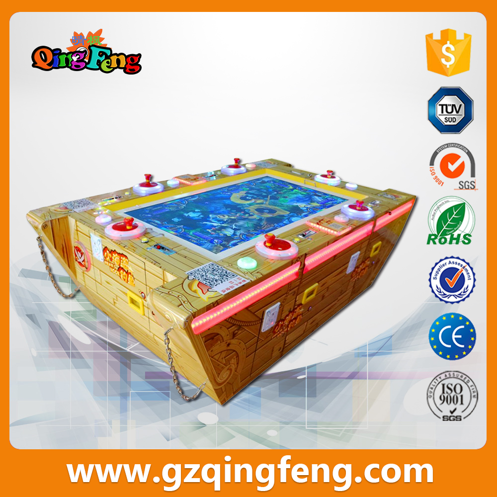 Qingfeng neweat product  Pirate go fishing Interactive parent-child video game