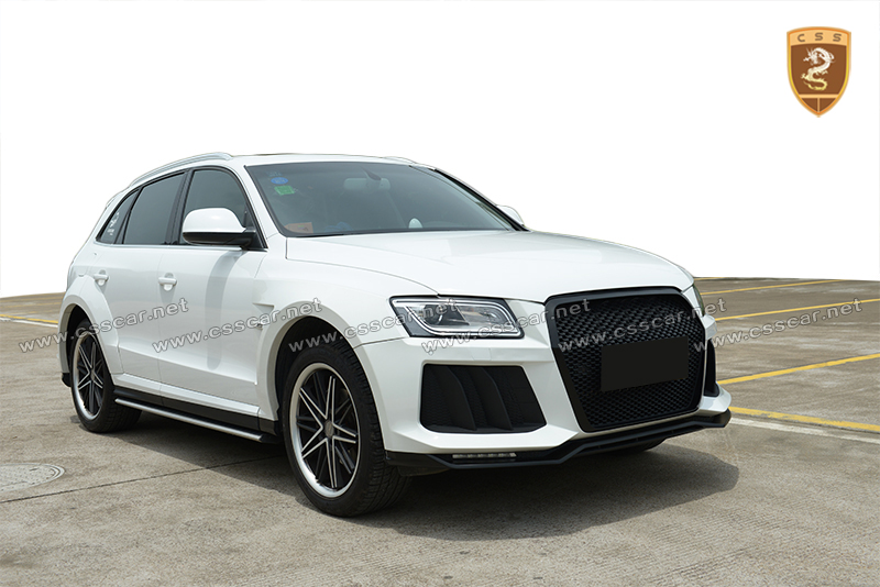 Hot sale tuning body kit for audi Q5 to loder 1899 style in pu