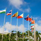 Wholesale National flags of different countries polyester flags