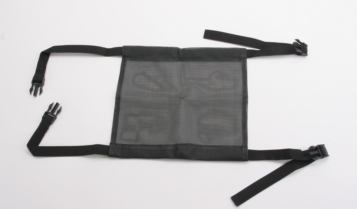 T-Bags Replacement Top Net - Universal Expandable & Super-T/Black