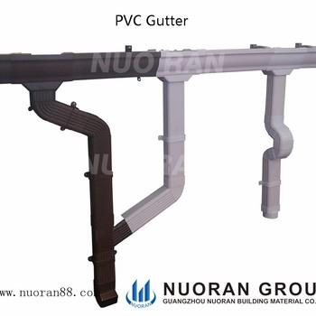 Good Price Vinyl Kenya Rain Gutter Pvc Water Collector