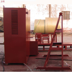 GRP Fiberglass Filament Tank Winding Machine Making Machine Equipment