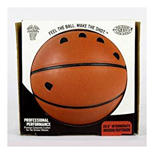 Sure Shot Basketball Training Aid (Regulation Size Ball - Men's 29.5)