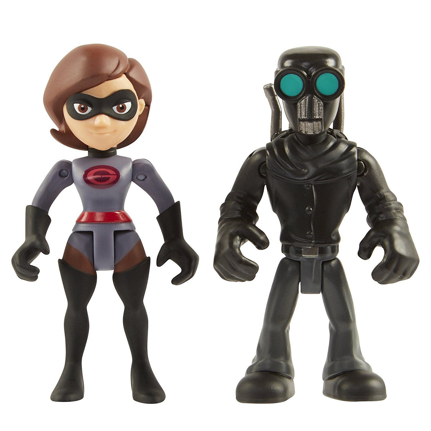7c5156354 Get Quotations · The Incredibles 2 the Incredibles 2-3-Inch Precool  Elastigirl & SS 2-