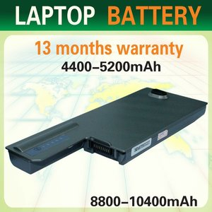 Compatible 9cells universal external laptop battery For Dell Precision M4300 M65 Mobile Workstation laptop batareya