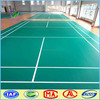12mm Anti-Pollution sport court flooring basketball court pvc sports flooring
