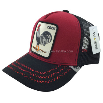 73017885 Custom distressed mesh trucker hat men 5 panel baseball cap pigment dyed  blank hat cap