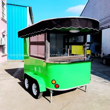8de4df3754 Used Ice Cream Fast Food Cart Trucks Car For Sale In Germany - Buy ...