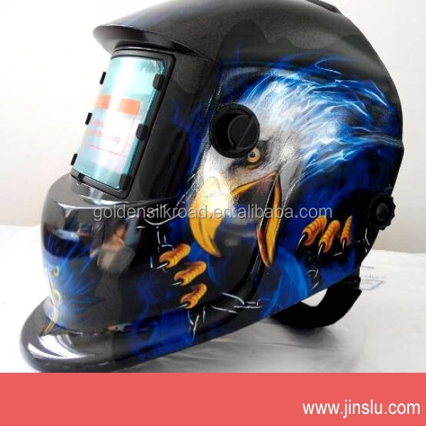 Wholesale Auto Darkening Welding Helmet EN379 auto darkening ...