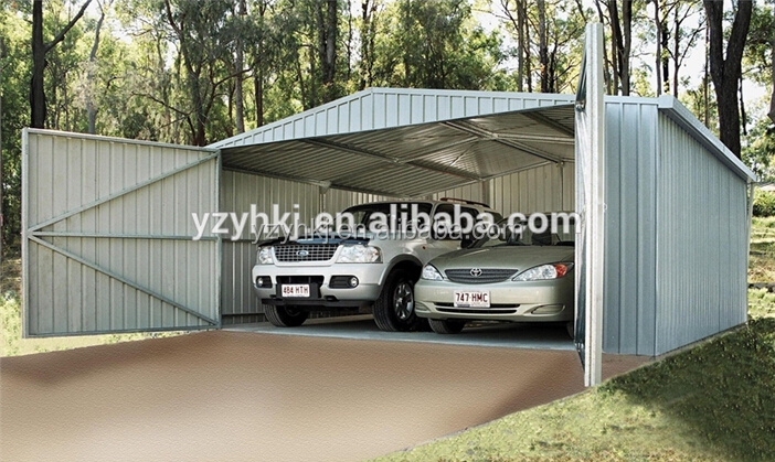 High Quality Portable Easy Building Used Modern Metal