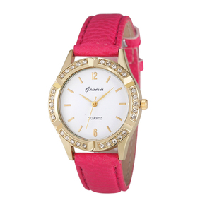 LE 352 new ladies watch High grade sport fashion leather women watches Custom Your Logo Cheap Classic Watches Women