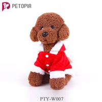 Puppy Dog Pet Warm Cotton Coat Teacup Dogs Clothes