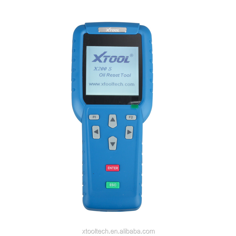 XTOOL CAR DIAGNOSTIC TOOL X-200 S RESET SERVICE OIL LIGHT X200 S OBD2 OBDII SCAN TOOL