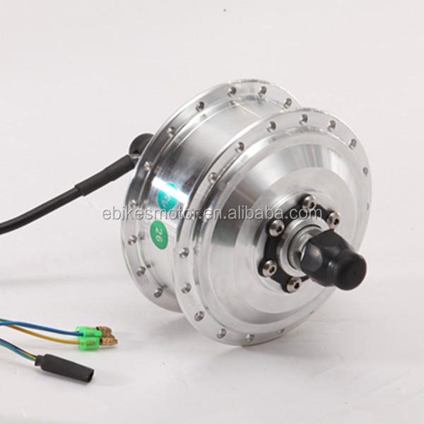 12v 24v 48v BLDC Brushless Hub Motor for Electrical Electric Wheel Bicycle 250w
