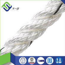 3 Strands Polyester Multifilament Rope for dock line