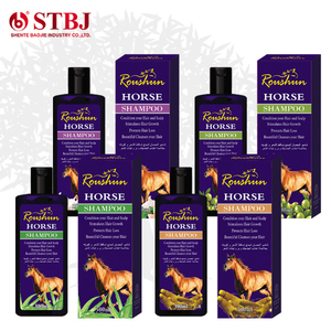 ROUSHUN Horse oil hair loss shampoo