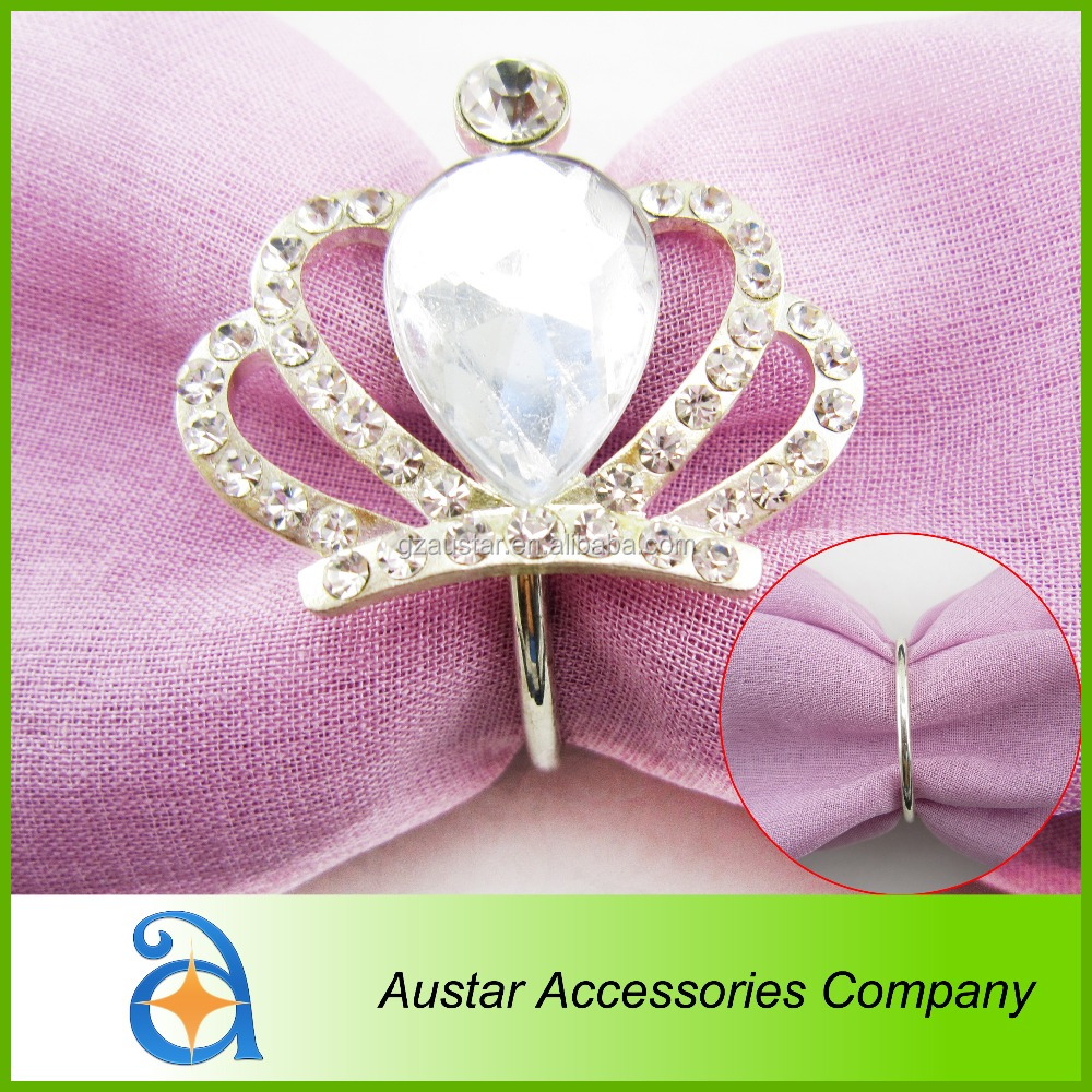 Crown Napkin Ring, Crown Napkin Ring Suppliers and Manufacturers at ...