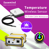 G7-T2 Wireless RS232 to USB Transceiver Temperature sensor