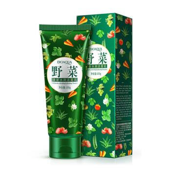 OEM ODM Bioaqua Freshing and moisturizing Wild herbs wholesale pore cleanser for face care