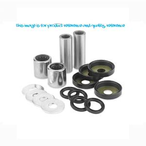 Lwr Rear Shock Bearing Kit Honda XR250R 86-04, XR350R 85, XR400R 96-97, XR600R 85-00, XR650L 93-15, Upr Rear Shock Bearing Kit Honda XR350R 85, XR600R 85-87