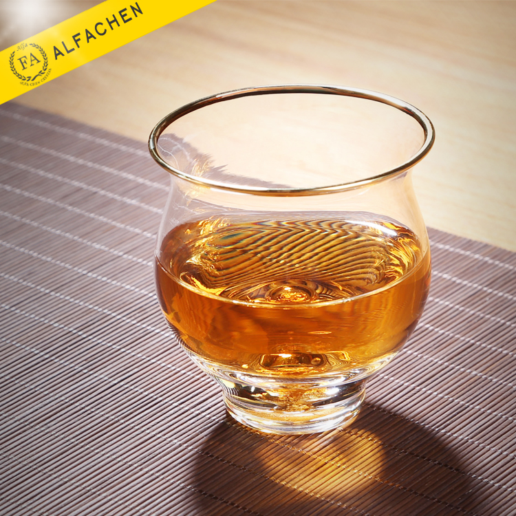 Wholesale 5oz Clear Glass Tea Cups for Annual Sale