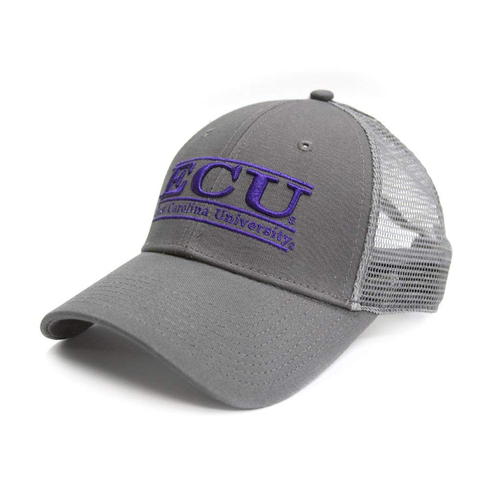 3be220c3a5d Get Quotations · The Game East Carolina Grey ECU Bar Mesh Cap