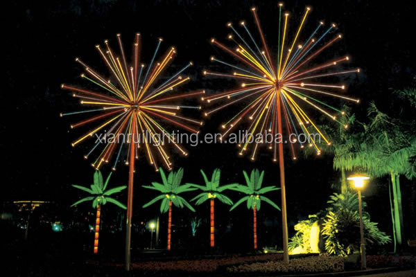 Flashing Decorative Led Fireworks Lights