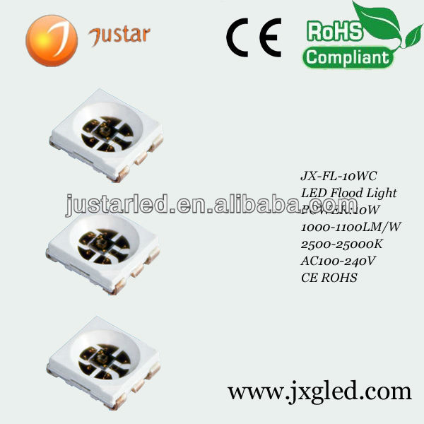 High power 1w 3w 5w 365nm UV Ultra Violet LED 280nm
