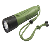 F8 Land rover version of professional diving flashlight