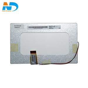 INNOLUX 7 inch TFT LCD Screen 480*234 Resolution 200 Nits LED Backlight AT070TN07 V.A