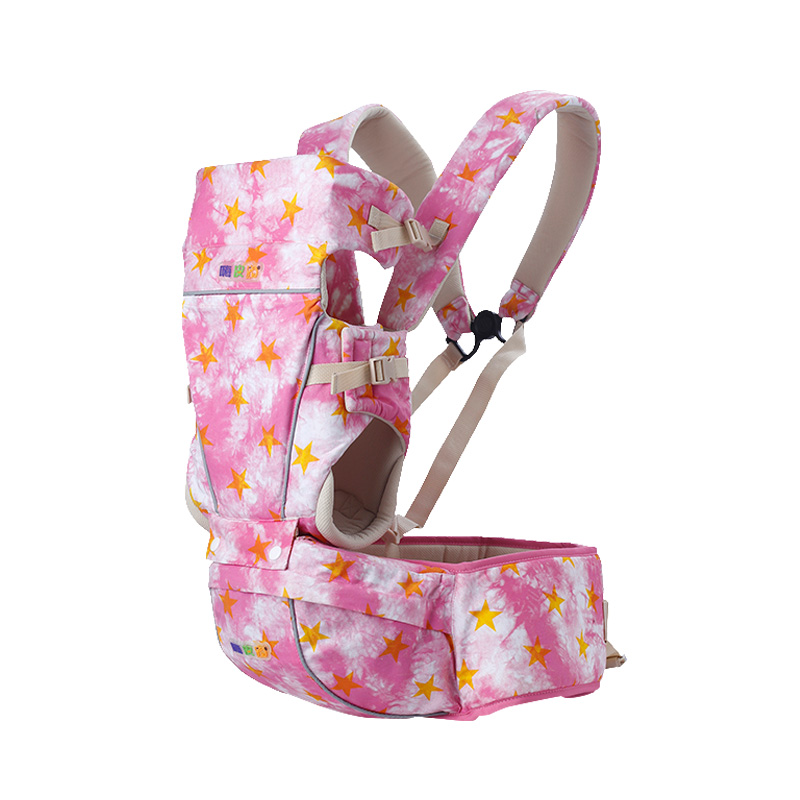 High Ranking Exquisite Quality Baby Sling Wrap For Wholesale Floral Printed New Style Cotton Baby Carrier Baby Supply