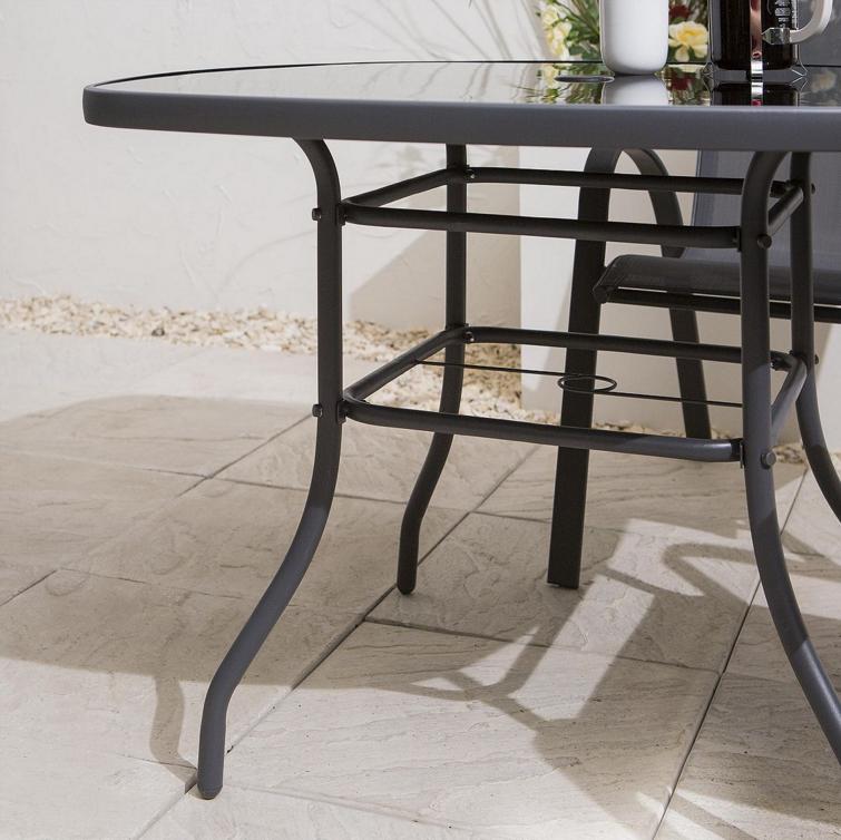 Mesa De Metal,96.5 Cm Argos Muebles De Jardín - Buy Argos Muebles De ...