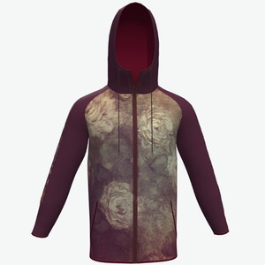 wholesale 100% polyester custom sublimation printed hoodies