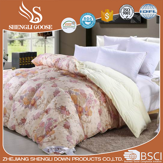 China Supplier Comforter Reactive Dyes Printed Comforter Duvet