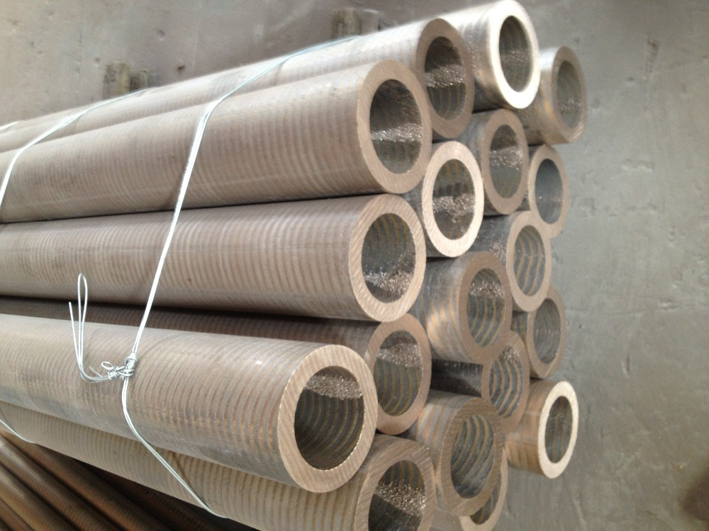 Casting Aluminum Bronze C95520 Hollow Bar