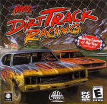 Dirt Track Racing (Jewel Case) - PC