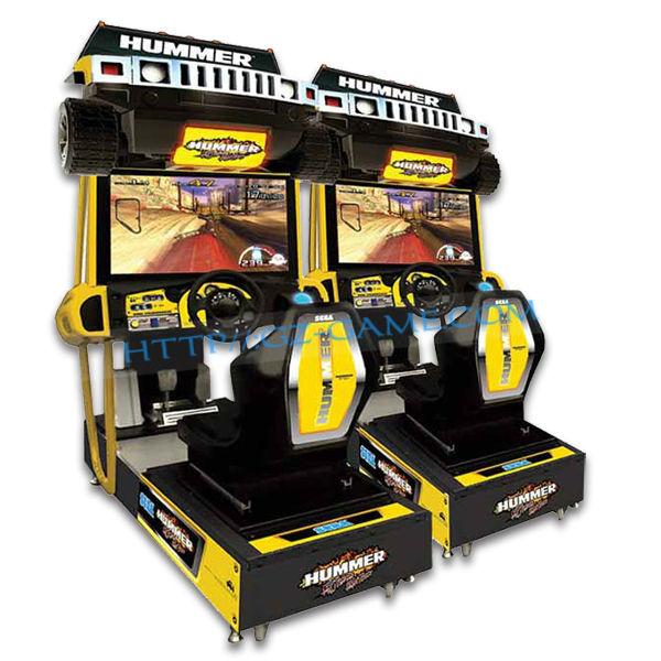 Wangdong Hammer Arcade Car Game Machine,Racing Arcade Machine Car ...