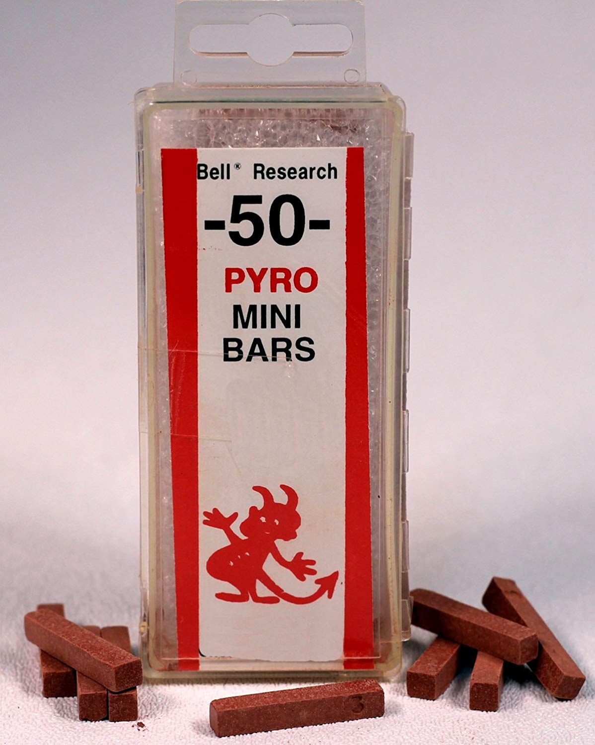 Cone 022 ORTON BRB PYROMETRIC BAR CONES FOR CERAMIC KILNS Box of 50
