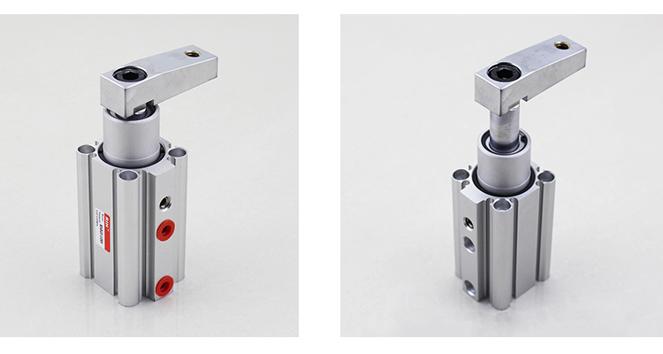 SMC Type MK 90 Degree Clamping and Rotary Table Pneumatic Cylinder