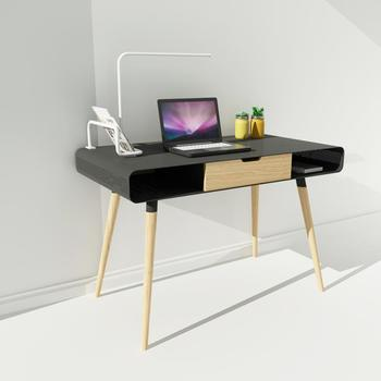 Modern furniture Laptop Table Desk Metal Furniture Metal Computer Desk
