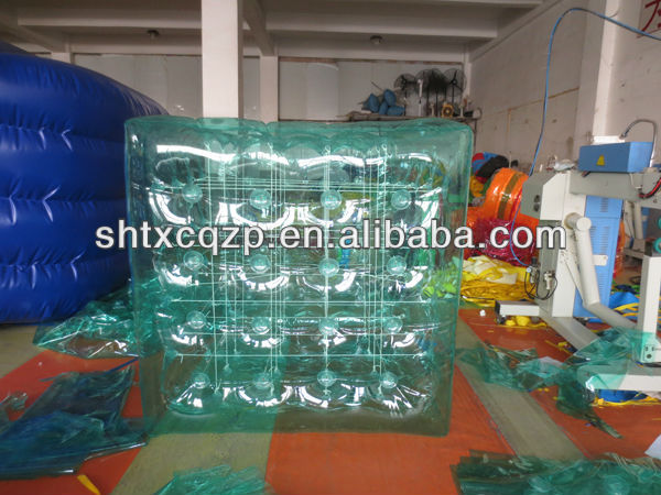 2x2m inflatable products inflatable cubes
