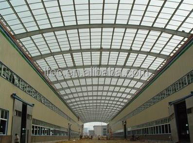 Economic Steel Factory Roof Design for Workshop